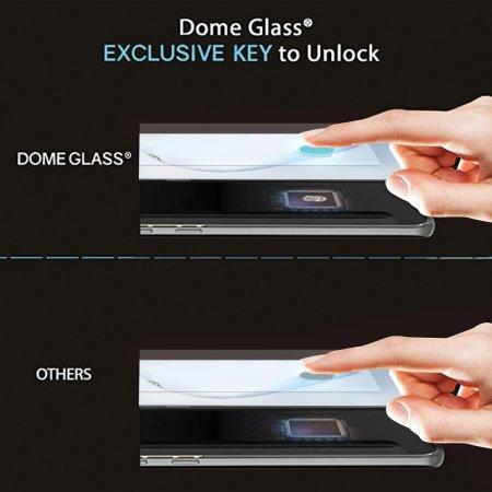 Whitestone Dome Samsung Galaxy Note 10 Plus Glass Screen Protector