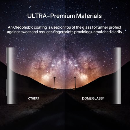 Whitestone Dome Samsung Galaxy Note 10 Plus 5G Screen Protector