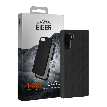 Eiger North Case for Samsung Galaxy Note 10 Plus - Black