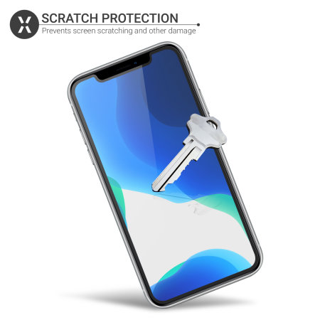 Olixar iPhone 11 Film Screen Protector 2-in-1 Pack