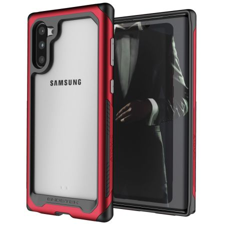 Ghostek Atomic Slim 3 Samsung Galaxy Note 10 Case - Red