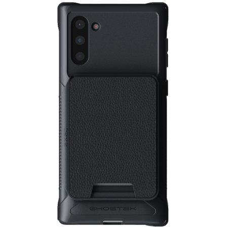 Ghostek Exec 4 Samsung Galaxy Note 10 Wallet Case - Black