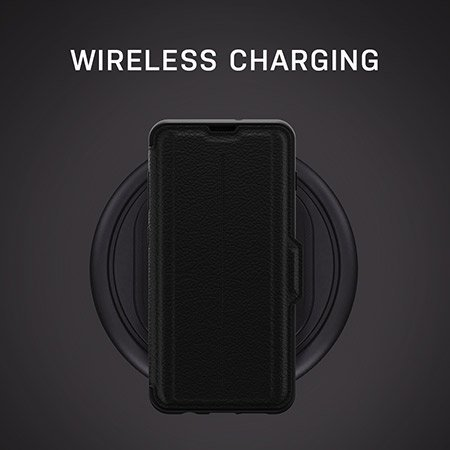 OtterBox Strada Series Case Samsung Galaxy S10 - Black