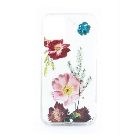 Ted Baker Forest Fruits Anti Shock iPhone 11 Pro Max Case - Clear