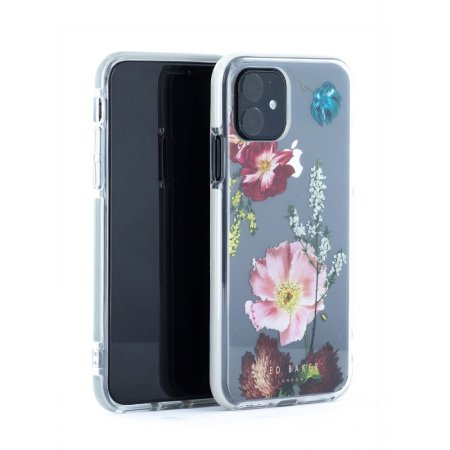 Ted Baker Forest Fruits Anti Shock iPhone 11 Case - Clear