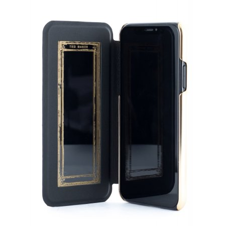 Ted Baker Folio Opal iPhone 11 Pro Case - Black