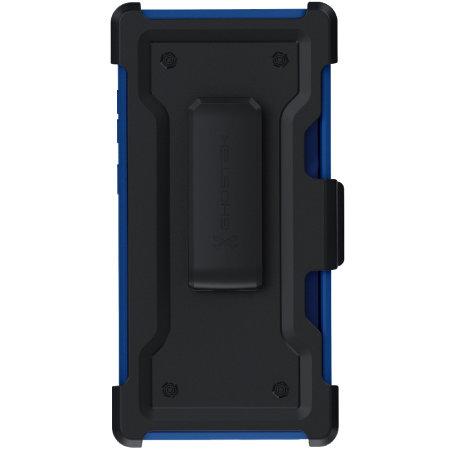 Ghostek Iron Armor 3 Samsung Galaxy Note 10 Plus 5G Case - Blue