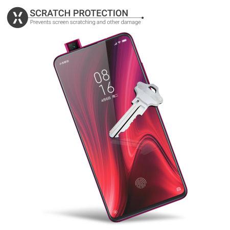 Olixar Xiaomi Mi 9T Film Screen Protector 2-in-1 Pack