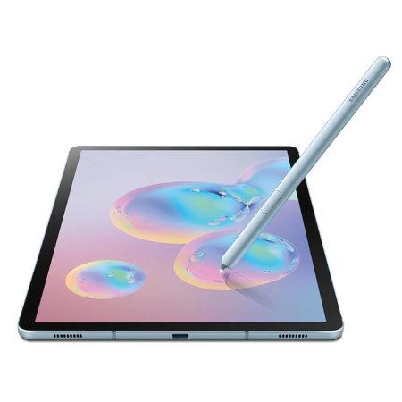 Official Samsung Galaxy Tab S6 S Pen Stylus - Cloud Blue