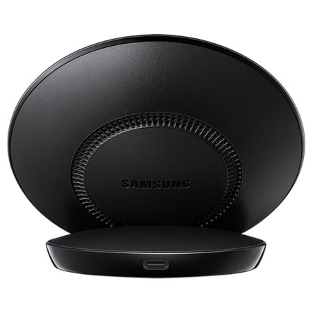 Official Samsung Fast Wireless Charger Stand 2019 - Black