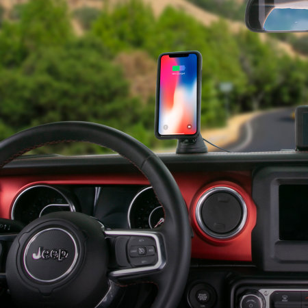 Scosche MagicMount iPhone 11 Pro Magnetic Holder Wireless Car Charger