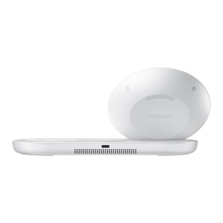 Official Samsung Note 10 Super Fast Wireless Charger Duo - White