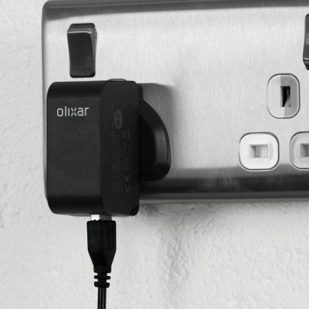 Olixar High Power Samsung Galaxy Tab S6 Wall Charger & 1m USB-C Cable