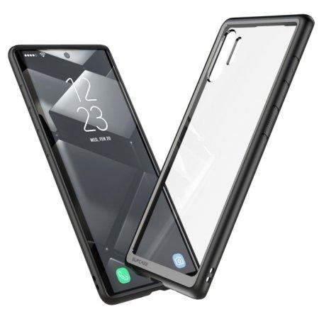 i-Blason Samsung Galaxy Note 10 Style UB Slim Clear Case - Black