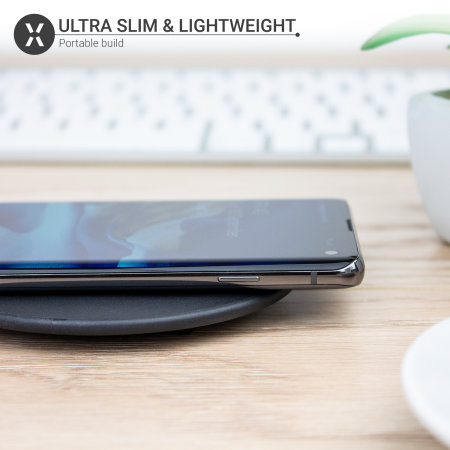 Olixar Slim 10W Fast Wireless Charging Pad