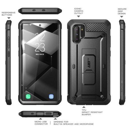 i-Blason Samsung Galaxy Note 10 UB Pro Rugged Case - Black