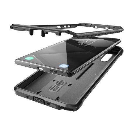 i-Blason Samsung Galaxy Note 10 Plus UB Pro Rugged Case - Black