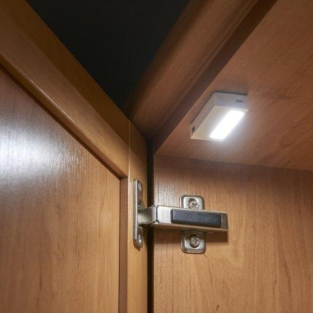 Auraglow Proximity Sensor Drawer & Cupboard LED Lights - Twin pack