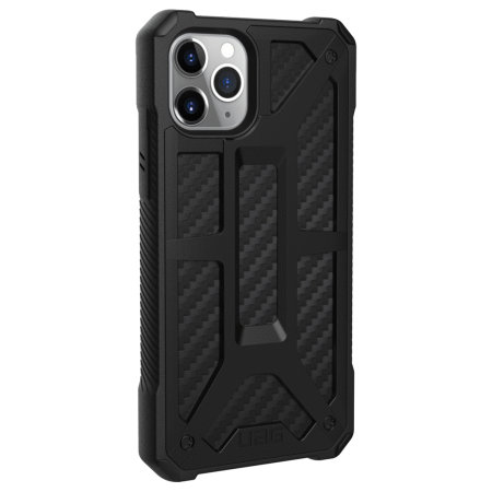 UAG Monarch iPhone 11 Pro Case - Carbon Fibre