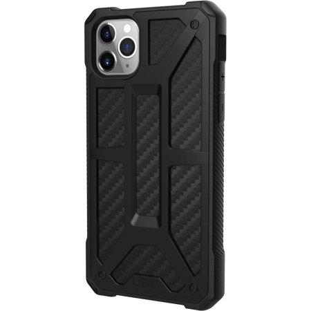 Funda iPhone 11 Pro Max UAG Monarch - Fibra Carbono