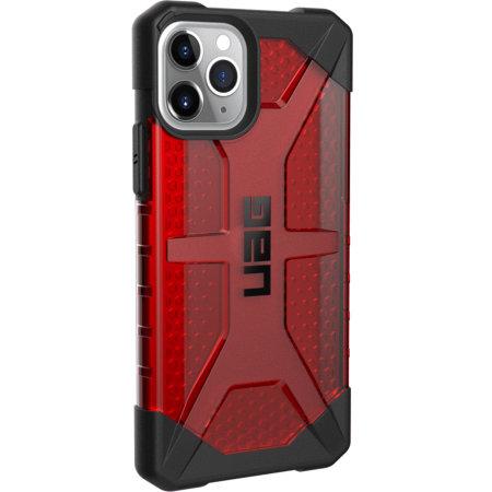 UAG Plasma iPhone 11 Pro Case - Magma