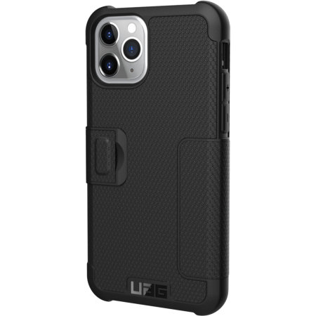 UAG Metropolis iPhone 11 Pro Wallet Case - Black