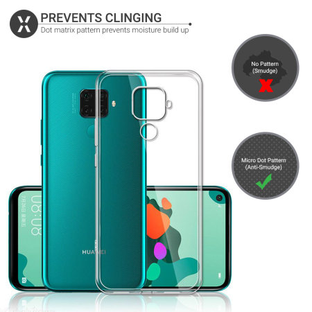 Olixar Ultra-Thin Huawei Mate Nova 5i Pro Case - 100% Clear