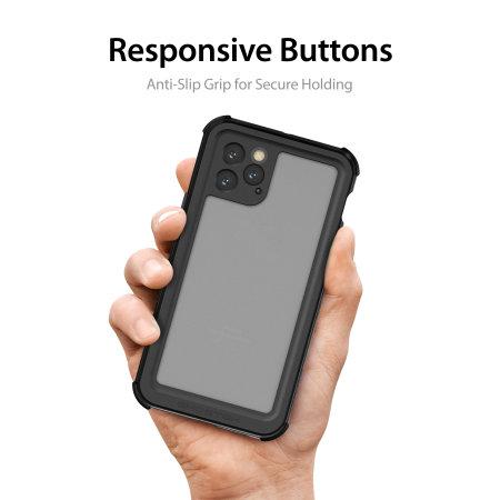 Ghostek Nautical 2 iPhone 11 Pro Waterproof Case - Black