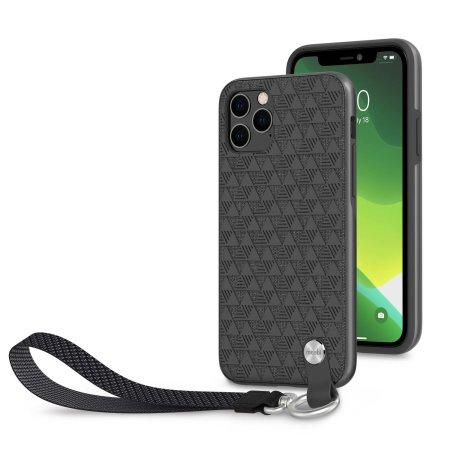 Moshi Altra iPhone 11 Pro Ultra Slim Hardshell Case - Shadow Black