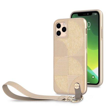 Moshi Altra iPhone 11 Pro Ultra Slim Hardshell Case - Sahara Beige