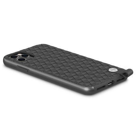 Moshi Altra iPhone 11 Pro Max (SnapTo™) Ultra Slim Case - Shadow Black