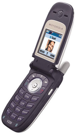 NEW DRIVER: MOTOROLA MOBILE PHONE V220