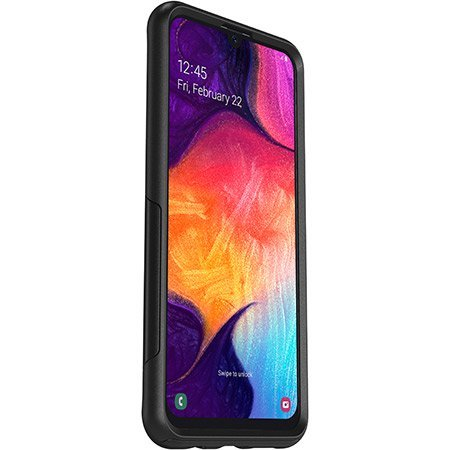 OtterBox Commuter Series Samsung Galaxy A30s Case - Black