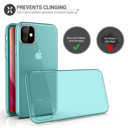 Funda iPhone 11 Olixar FlexiShield - Azul