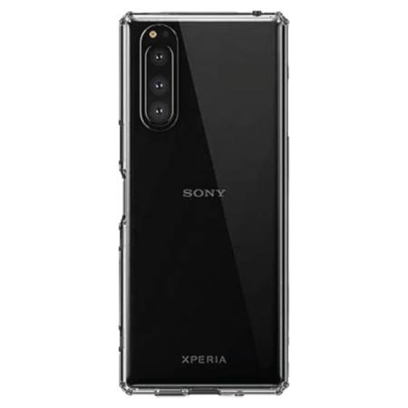Roxfit Sony Xperia 5 Protective Soft Shell Case - Clear