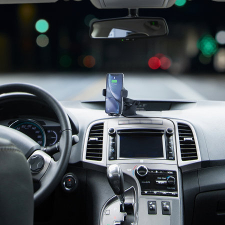 iOttie Easy One Touch 2 Apple iPhone Car Holder & Qi Wireless Charger