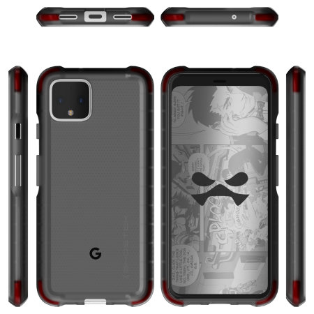 Ghostek Covert 3 Google Pixel 4 Case - Smoke