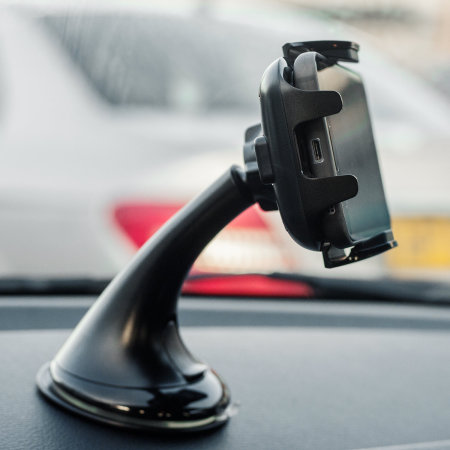 Official Samsung Galaxy A20 Vehicle Dock Mount - Car Holder