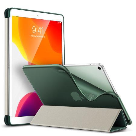 "Sdesign iPad 10.2"" Soft Silicone Case - Green"