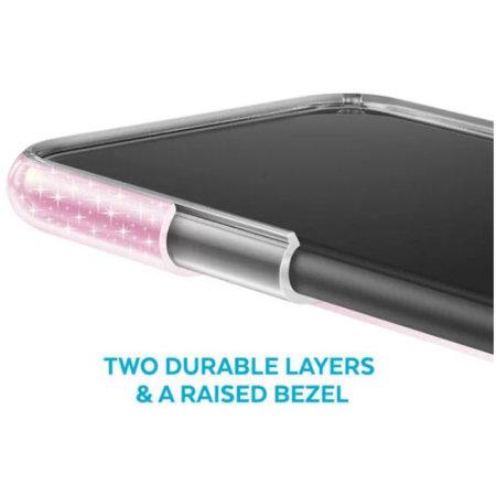 Speck Presidio iPhone 11 Bumper Case - Clear / Glitter