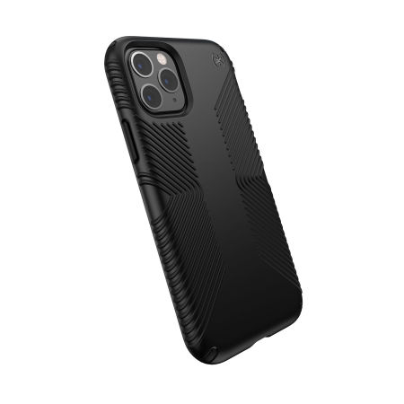 Speck Presidio Grip iPhone 11 Pro Bumper Case - Black