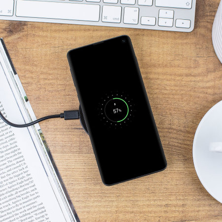 Goobay iPhone 11 Pro Max Qi Wireless Charging Pad - Black