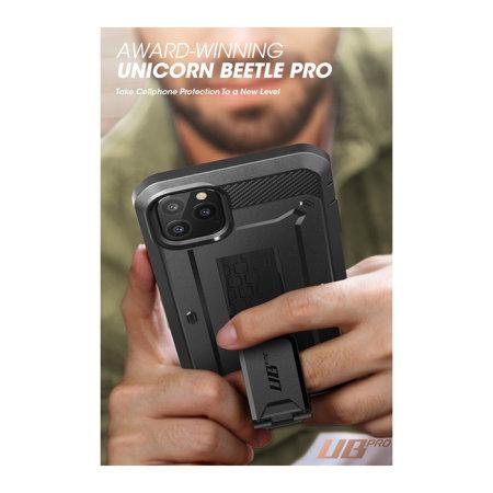 i-Blason Unicorn Beetle Pro iPhone 11 Pro Rugged Case - Black