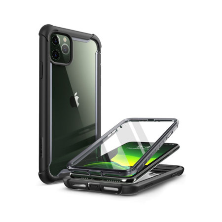 i-Blason Ares IPhone 11 Pro Max Case And Screen Protector - Black