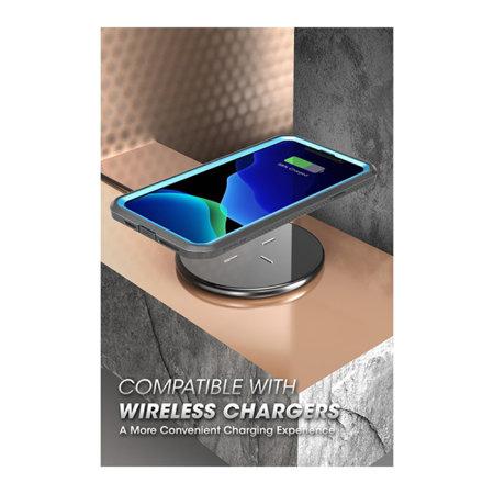 i-Blason UB Pro iPhone 11 Pro Max Tough Case & Screen Protector - Blue