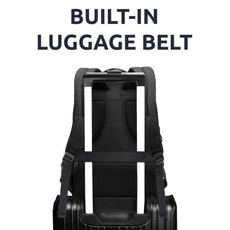 "Olixar Xplorer Universal 11-15"" Laptop & Travel Backpack - Black"