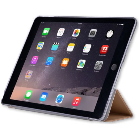 Devia Light Grace iPad 10.2 (2019) Protective Fold Case - Gold