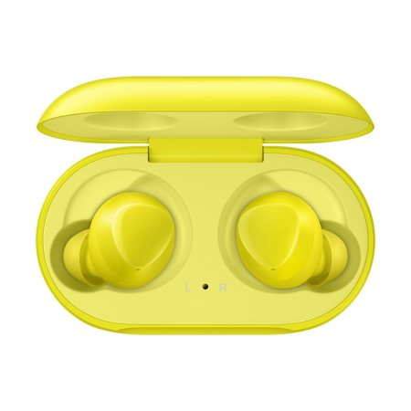 Official Samsung Galaxy Buds True Wireless Earphones - Yellow