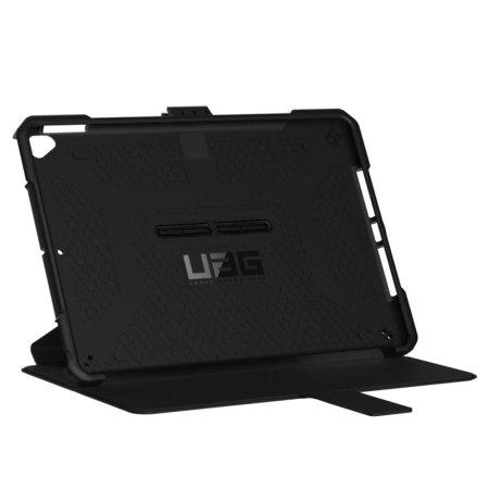 UAG Metropolis Apple iPad 10.2 2019 Case - Black