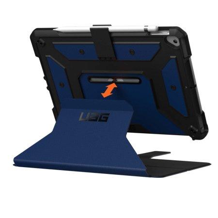 UAG Metropolis Apple iPad 10.2 2019 Case - Cobalt